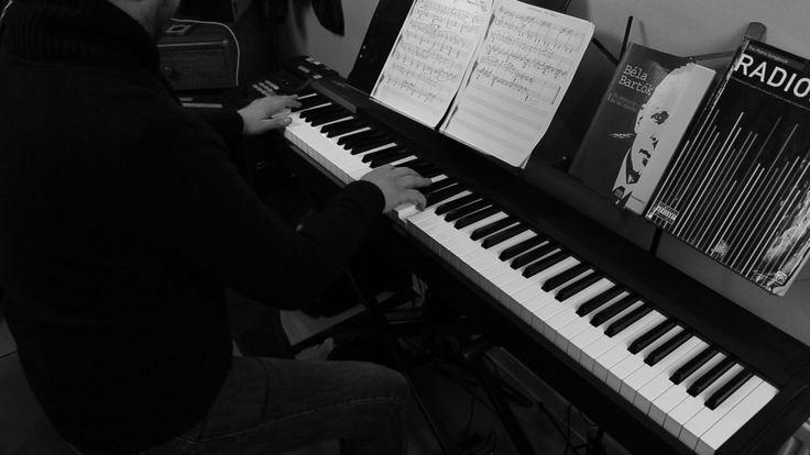 Westworld Main Theme - Piano Arrangement