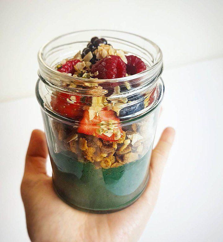 Bellina-Spirulina Recipe by BreakfastByBella