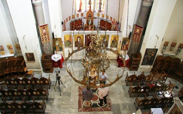 Όσιος Ευθύμιος ο Νέος, ο εν Βραστάμοις ασκητεύσας: Ηχοτοπία βυζαντινών ναών στη Θεσσαλονίκη