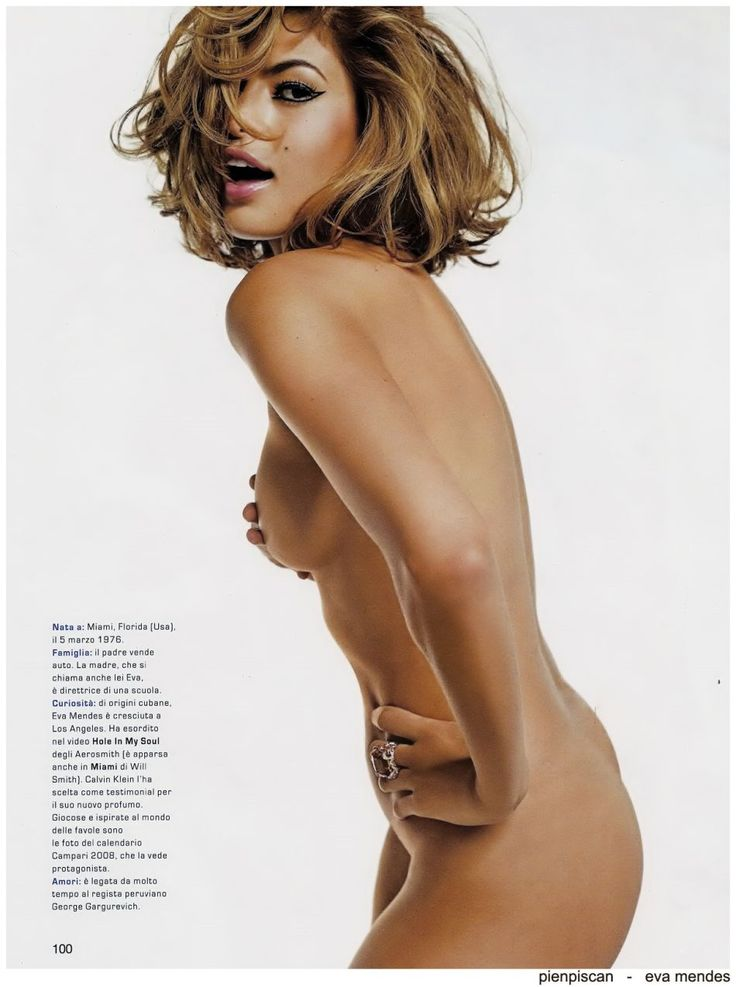 Eva Mendes is my inspiration and when I look like this, please don't expect me to wear any clothes either :)