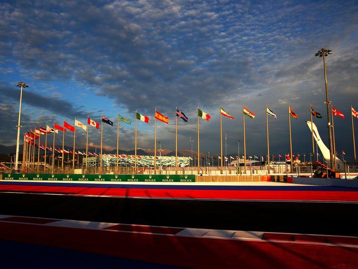 2014 RUSSIAN GRAND PRIX | Scuderia Toro Rosso