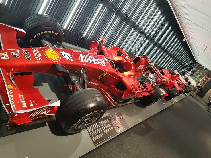 M.Schumacher Ferrari