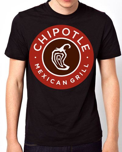 iOffer: Men T-Shirt Chipotle Mexican Grill Jalapeno for sale on Wanelo