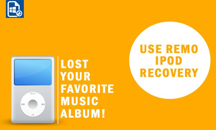 Use Remo Ipod recover and get back your favorite music album.  Know more : http://www.remorecover.com/