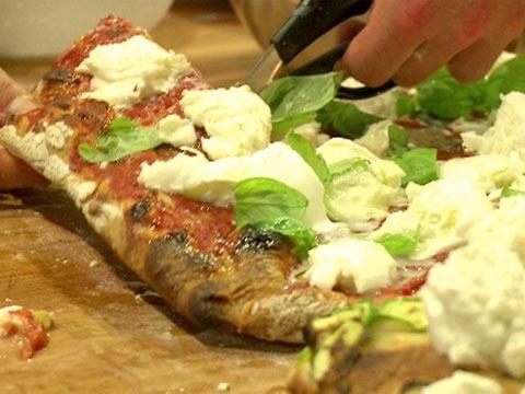 Rome's 'Michelangelo of Pizza' Gabriele Bonci