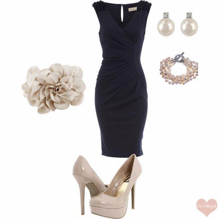 Sukienka na wesele | Sukienki dla gości weselnych | Blog Ślubny { Stylowe inspiracje na ślub, dekoracje, suknie, fotografia, moda ślubna }