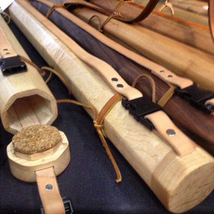 Maple Birdseye fly rod case... Stout!  @mdkinghorn@gmail. com