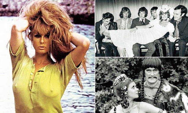 Monty Python: John Cleese was flirty and Michael Palin shy