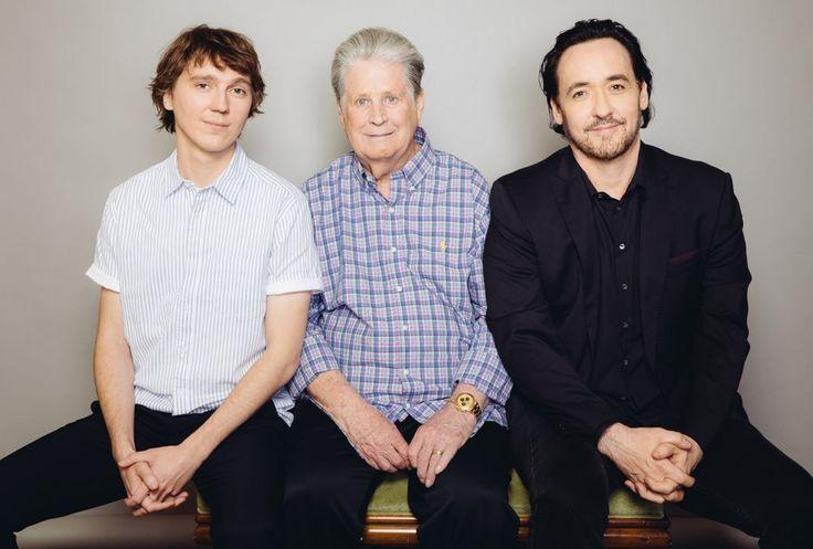 Paul Dano, Wilson and John Cusack