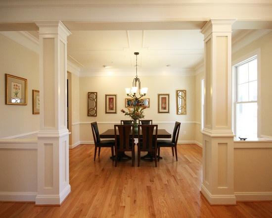 14 best images about columns on pinterest interior - Interior columns design ideas ...
