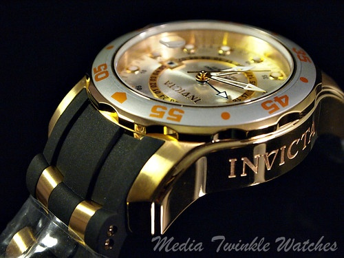 LOVE invicta watches, swiss quality yet affordable