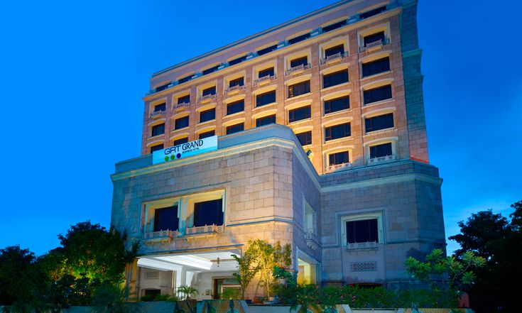 Grand By GRT hotels, #Chennai is a 4 star property located in the popular T.Nagar locality. The grand structure and beautifully done interiors of the #hotels and rooms make for an excellent ambiance for the #guests. Travelers can look forward to a luxurious and relaxed stay in this hotel. #holiday #bookhotels #chennaihotels #beststay