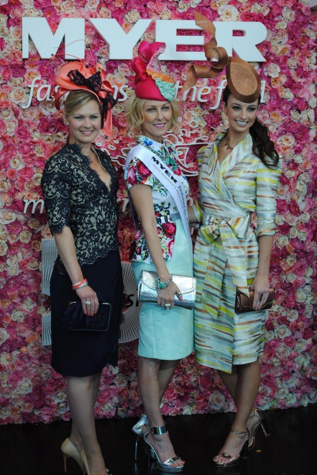 Fashions on the Field at Crown Oaks Day