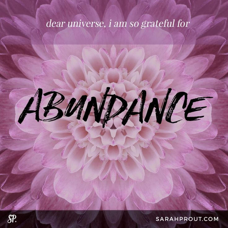 Dear Universe: I am so grateful for  ABUNDANCE in every area of my life.  ---------------------------------------- A secret to truly mastering affirmations: The Universe cannot differentiate between what is happening in the physical realm, or what is happening and being imprinted in the spiritual realm. When you use your affirmation as if it has already happened, then you strengthen your manifesting power. ‪#‎MANIFEST‬ #affirmations