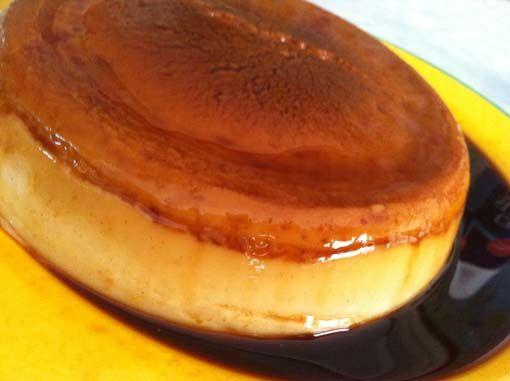 Flan de arroz con leche -Más de 2.000 recetas de cocina andaluza y del mundo. » DIVINA COCINA