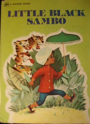 Little Black Sambo (when you could call him that): Butter, Books Worth, Children S Books, Tigers, Attached Black, Children Books, Boy, Golden Book, Books Childrens Golden