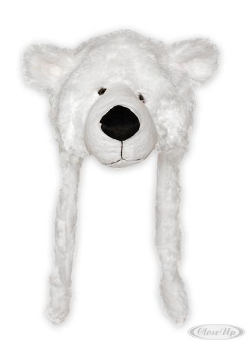 Eisbär Mütze