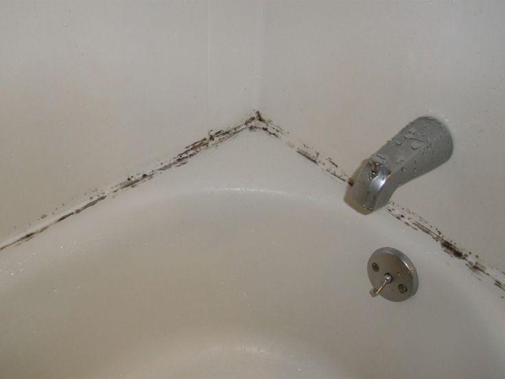 Dieser Haushaltstrick entfernt Schimmel im Bad und ist so leicht nachzumachen.