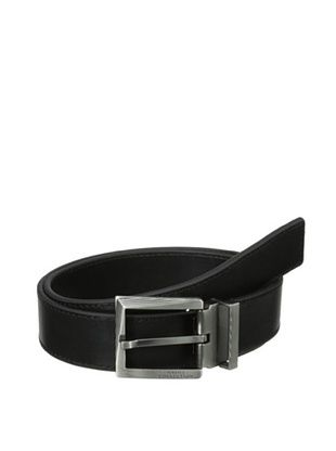 Versace Collection Men's Stitched Belt