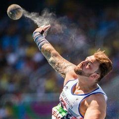 2016 Rio Paralympics - Men's Shot Put F42 Final