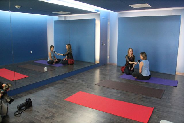 Downdog on the Go in These Airports With Yoga Rooms: San Francisco International Airport