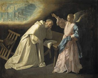 Zurbarán, Francisco de (Spanish) Title Saint Peter Nolasco's Vision Chronology 1629 Technique Óleo Support Lienzo