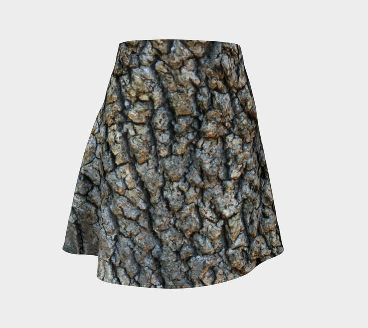For The Trees Flare Skirt Sweatshop FREE Chemical FREE Ethical Fashion :)