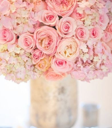 pink reception wedding flowers wedding decor pink wedding flower centerpiece pink wedding flower