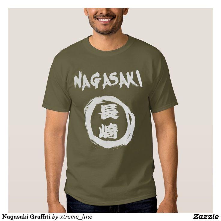 Nagasaki Graffiti T-Shirt