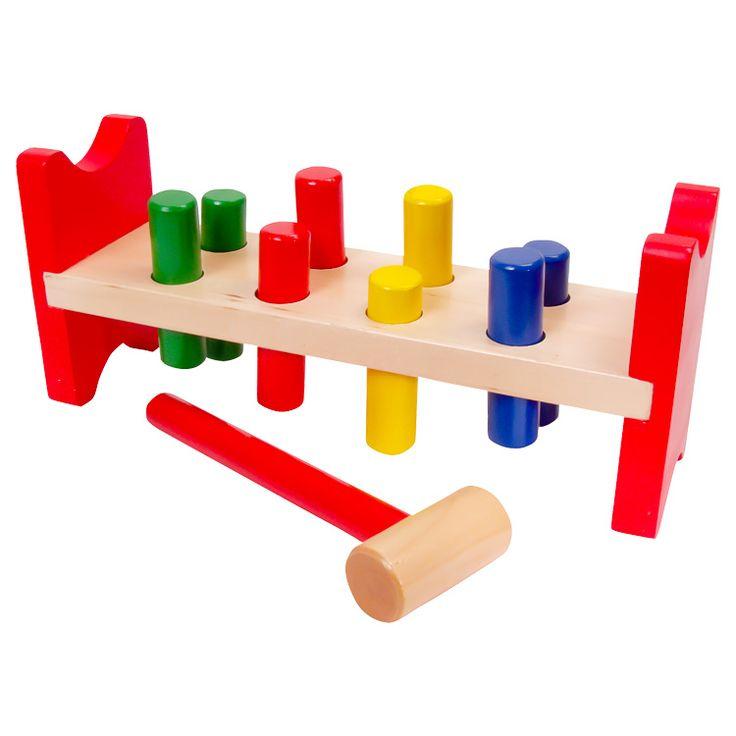 Furiosul – jucărie de percuție
