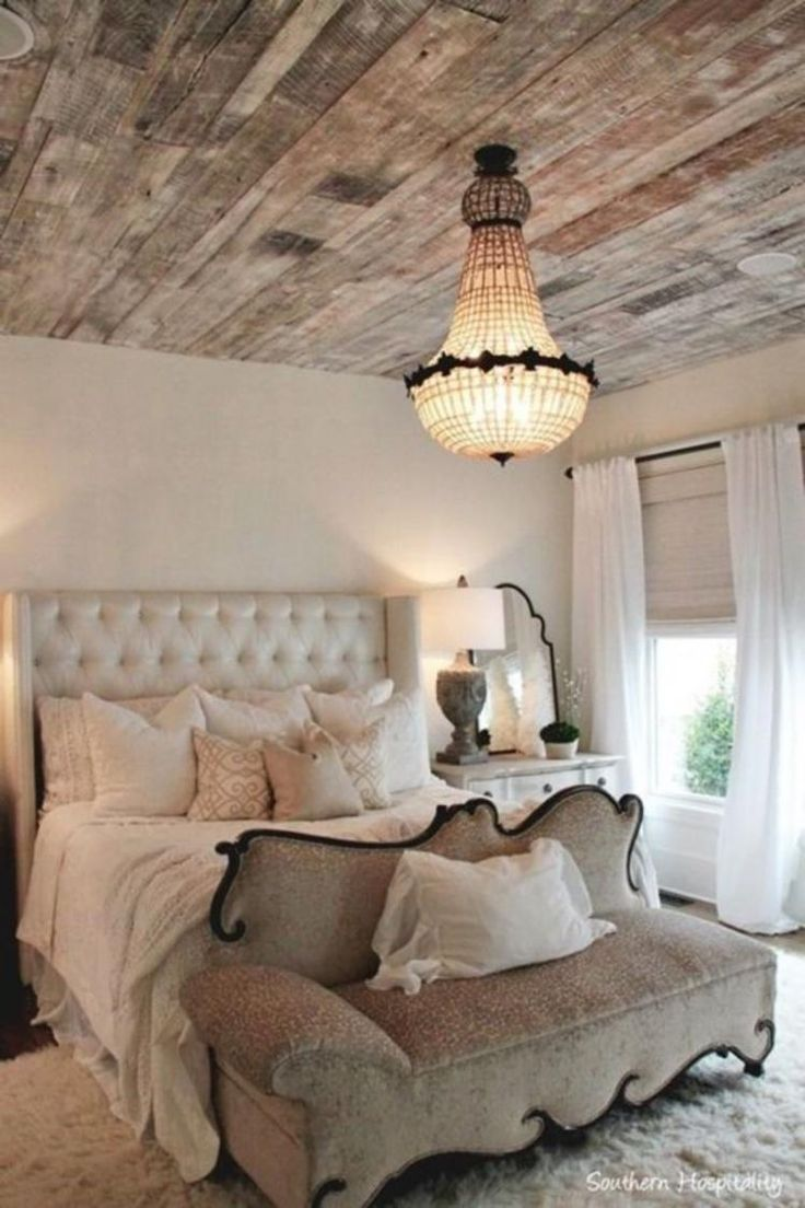 50+ Adorable Rustic Wooden Ceiling Design Inspirations