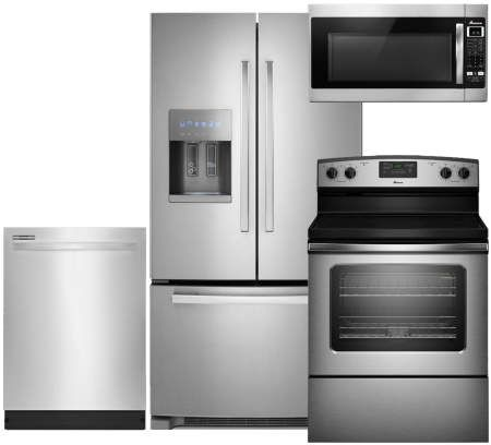 The Most Important Thing About These Stainless Appliances Is The Bottom Freezer Fridge This Is