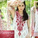 Pareesa Fantastic lawn Eid ul Azha dresses 2014-15 by ChenOne