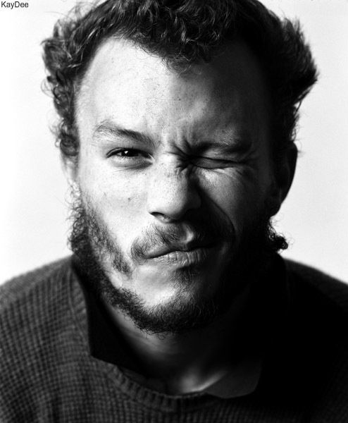 Heath Ledger Remembrance Day: January 22. Can't believe it has been 4 years!