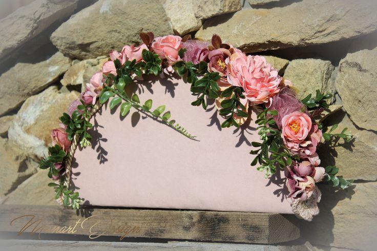 Weddign flower, bridal bouquet, www.monartdesign.hu