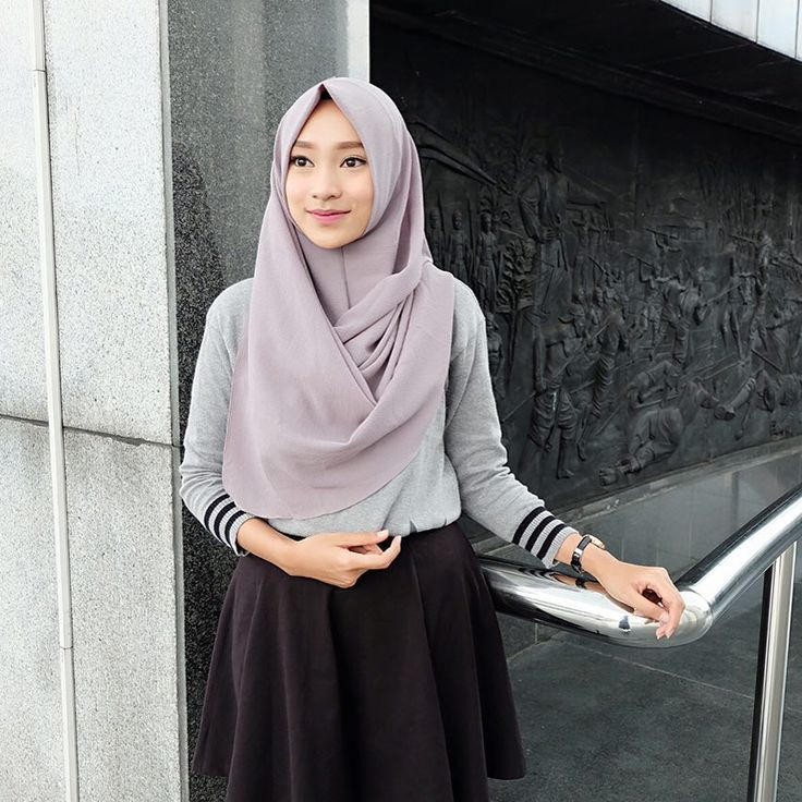 "3,311 Likes, 15 Comments - 🦄 Rifka Ayu Yulia Martha ☄ (@rifka_martha) on Instagram: ""Raisa blouse mocca from @moshehijab 💕💕 . Manage by @lucky.management"""