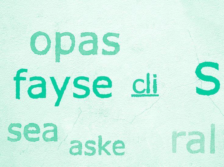illegible tags reinterpreted as legible urban artworks — Typograph.Her