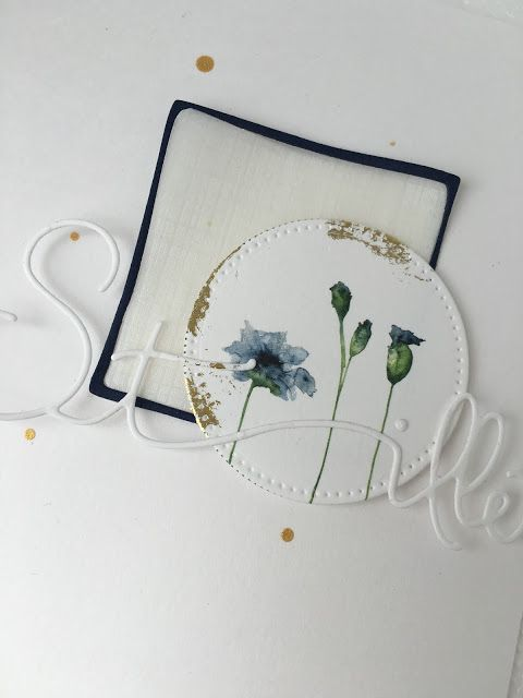 Love Cards & Papers by Alexa: Stille