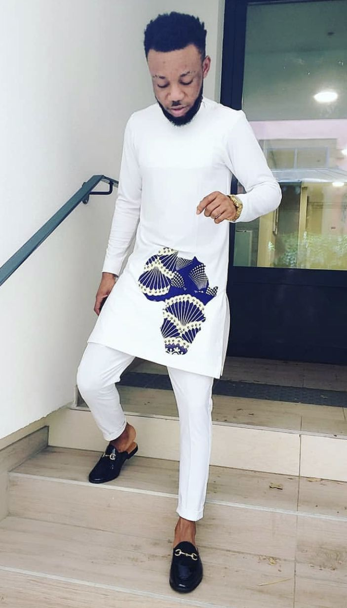 Jago Outfits   African dresses men, Latest african men fashion ...