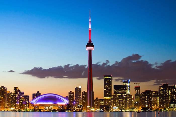 Toronto, Canada:  Always good to come back home!
