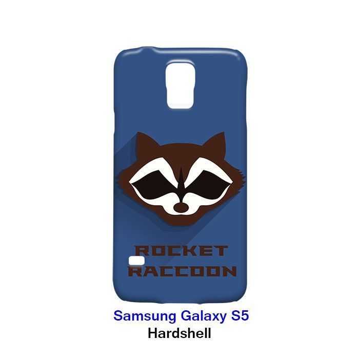 Rocket Raccoon Superhero Samsung Galaxy S5 Hardshell Case