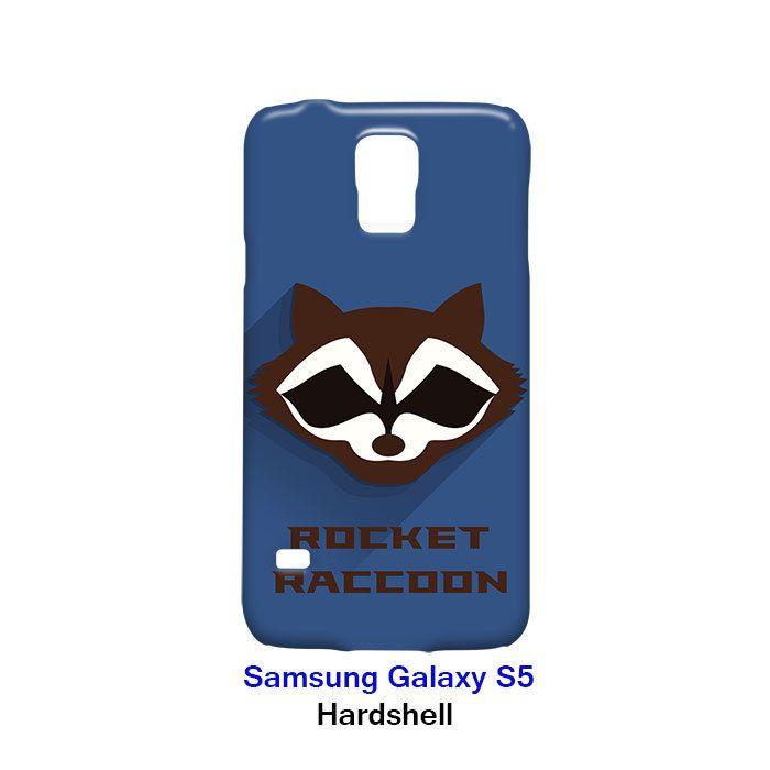 Rocket Raccoon Superhero Samsung Galaxy S5 Hardshell Case