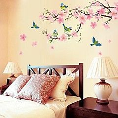 Florals Fantasy Wall Stickers