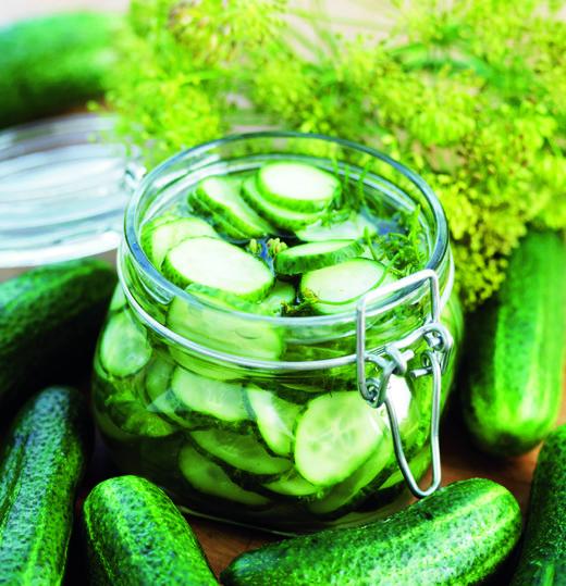 Ulrika Davidssons inlagda grönsaker