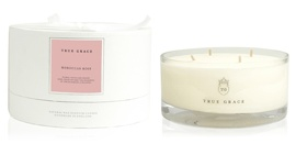 Rose Grace candles