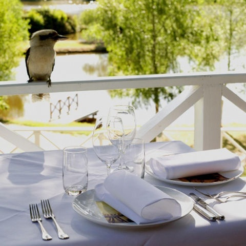Lake House, Daylesford - just had breakkie here and it is seriously beautiful!