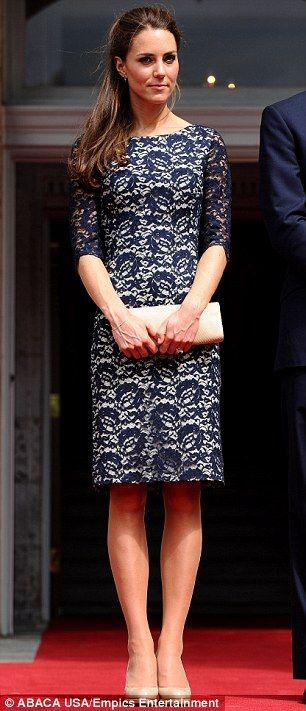 Kate Middleton is just gorgeous.