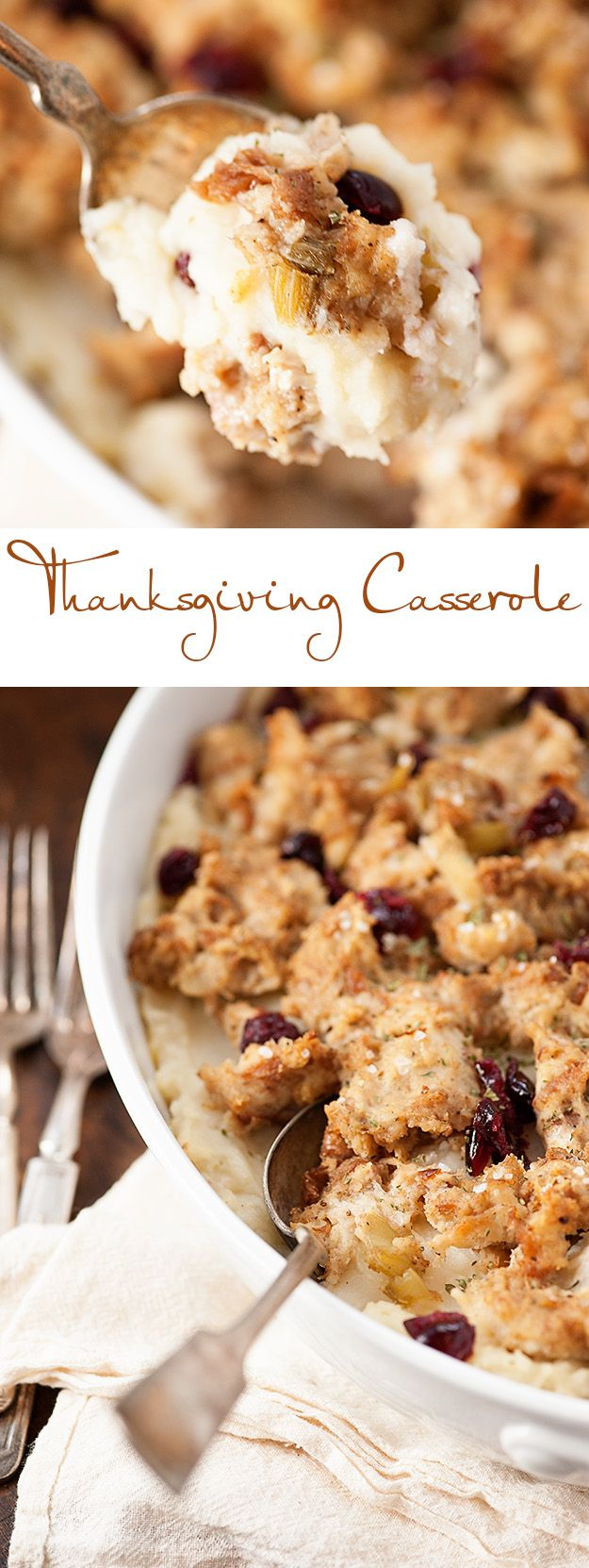 If you're out searching for recipes for leftover turkey, I have you covered with this easy turkey casserole! It makes great use of all your Thanksgiving leftovers!   So, here we are. Just days before
