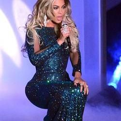 How Beyonce is faking her curves