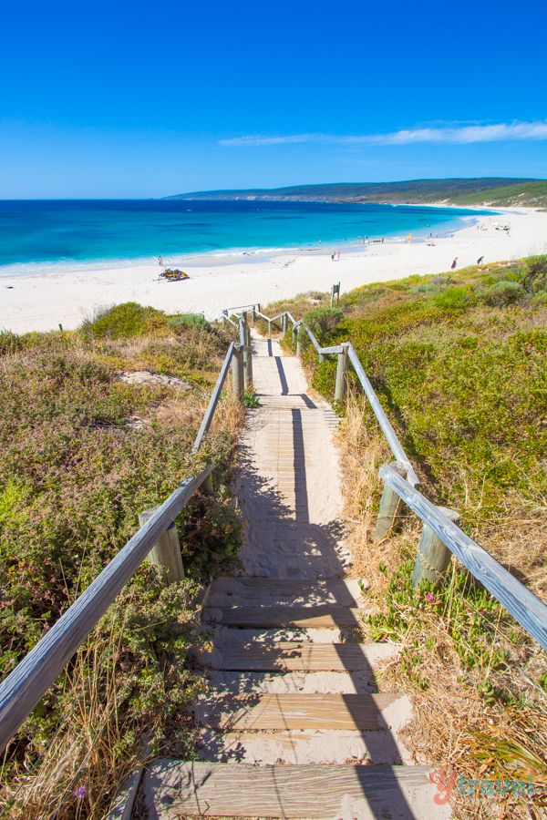 Smiths Beach in the famous Margaret River Region of Western Australia